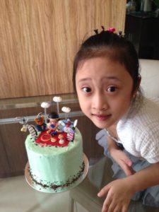 Ashlee Jade's 6th Birthday