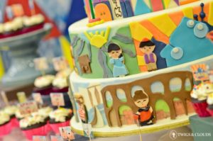 Xari's It's A Small World Themed Party – 1st Birthday