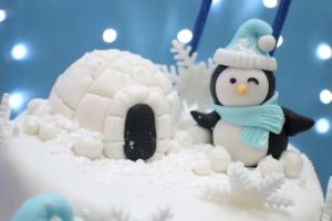 Aiden's Winter Wonderland Themed Party – 2nd Birthday