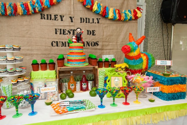 Riley And Dillys Mexican Fiesta Themed Party Doll Manila