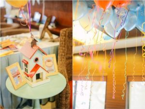"Jakob's ""Up"" Themed Party – 1st Birthday"