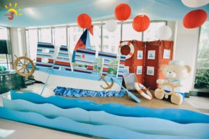 Basti's Nautical Themed Party – Dedication