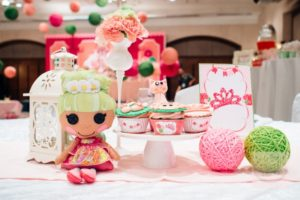 Jaeda's Lalaloopsy Themed Party – 8th Birthday