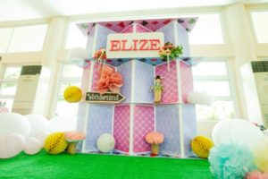 "Elize's ""Alice in Wonderland"" Tea Party – 1st Birthday"
