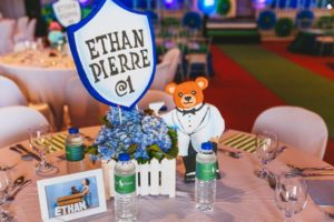 Ethan's Ralph Lauren Polo Club Themed Party – 1st Birthday