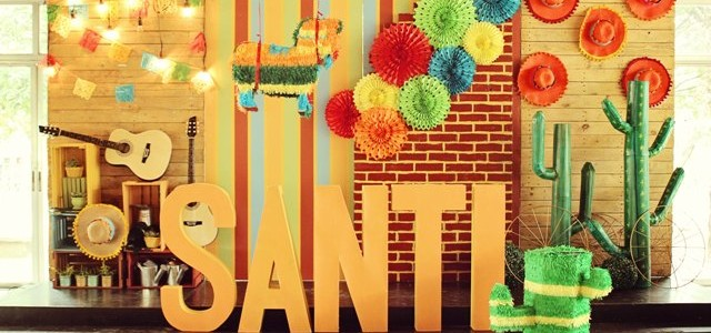 Santi's Mexican Fiesta Themed Party – 1st Birthday