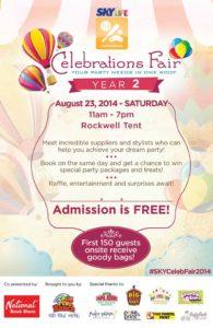 celebrations fair 2014