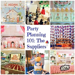 Party Planning 101: The Supplier Checklist