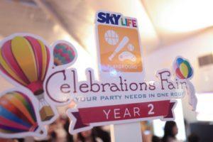 Celebrations Never End with Sky Celebrations Fair