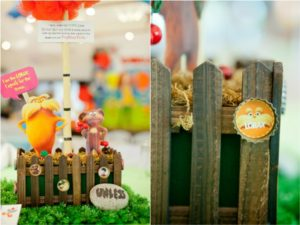 Bella's The Lorax Themed Party – 7th Birthday