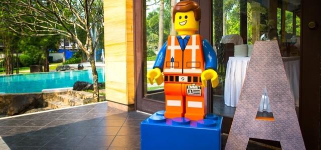 Apollo's The Lego Movie Themed Party – 7th Birthday