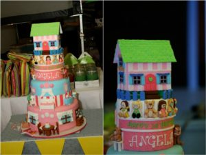 Angela's Doll House Themed Party – 1st Birthday