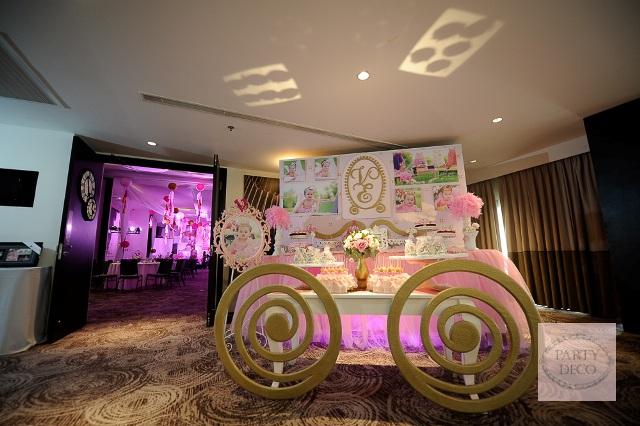 Vryzyse S Royal Ball 1st Birthday Party Doll Manila
