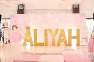 Aliyah's The Nutcracker Themed Party – 1st Birthday