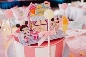 Chelsea's Sweet Shoppe Themed Party – 1st Birthday