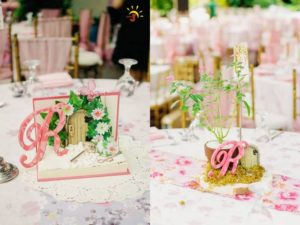 Raine's Secret Garden Themed Party – 7th Birthday