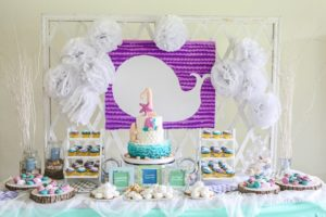 Lia's Under-the-Sea Themed Party – 1st Birthday