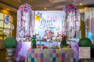 "Aria's ""Once Upon a Time"" Themed Party – 1st Birthday"