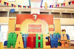 Matthew's Lego Movie Themed Party – 7th Birthday