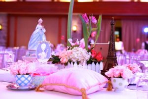Ava's Marie Antoinette Themed Party – 1st Birthday