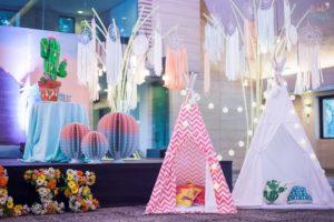 Ellie's Coachella Themed Party – 1st Birthday
