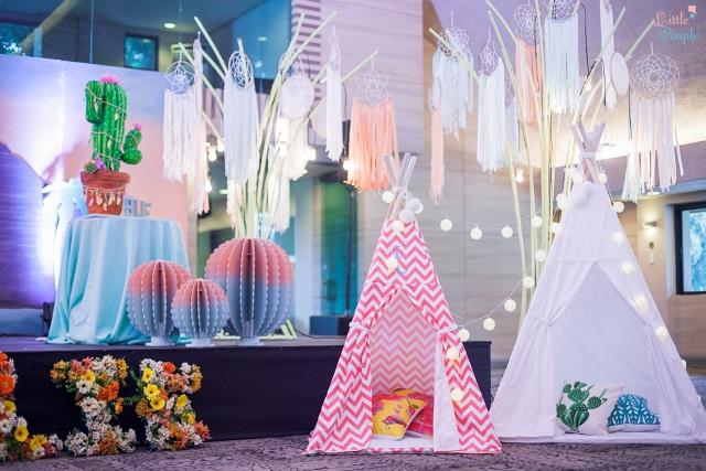 Ellies Coachella Themed Party 1st Birthday Doll