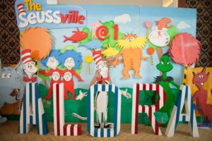 Alora's Dr. Seuss Themed Party – 1st Birthday