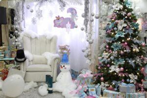 Renee's Alice in Winter Wonderland Themed Party – 1st Birthday