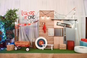 Juan Lucas' The Little Rascals Themed Party – 1st Birthday