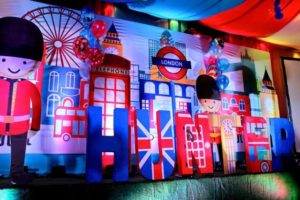 Hunter's British Royal Themed Party – 1st Birthday