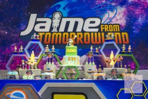 Jaime's Miles from Tomorrowland Themed Party – 3rd Birthday