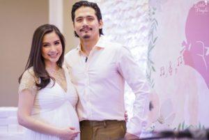 Mariel Rodriguez Padilla's Baby Mozart Themed Baby Shower