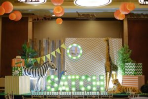 Sachiel's Modern Jungle Safari Themed Party – 1st Birthday