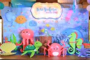 Kai's Under the Sea Themed Party – 1st Birthday