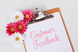 Customer Feedback: B.A