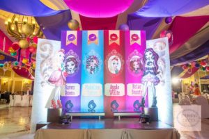 Anjelika's Ever After High Themed Party – 7th Birthday
