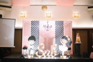 Sab's Tutu and Bow Tie Themed Party – 7th Birthday