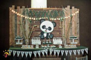 Anton's Panda Themed Party – 1st Birthday