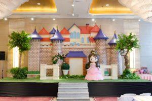 Chloe's Royal Garden Themed Party – 7th Birthday