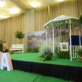 english tea party stage