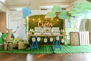 "Owen's ""Guess How Much I Love You"" Themed Party – Baptismal Celebration"