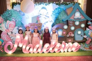 Madeleine's Vintage Nursery Rhymes Themed Party – 1st Birthday