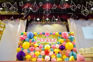 Monique's Jewels and Gems Themed Party – 1st Birthday