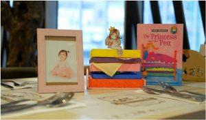 Saree's The Princess and the Pea Themed Pajama Party – 1st Birthday
