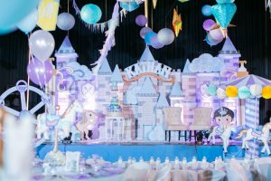Kathan's Royal Prince Themed Party – 1st Birthday