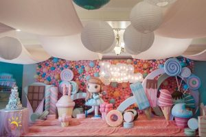 Reine's Dainty Candyland Themed Party – 7th Birthday