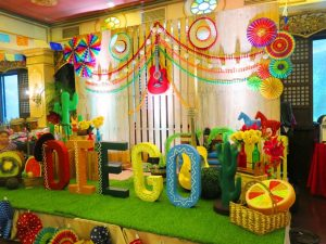 Diego's Mexican Fiesta Theme Party – 1st Birthday