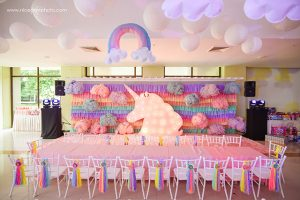 Stella's Magical Unicorn Themed Party – 1st Birthday