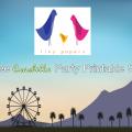 Free Coachella Party Invitation