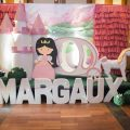 Fairy Tales Princess Theme Party Stage